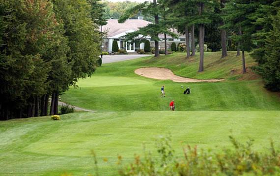 Golfing in Delaware