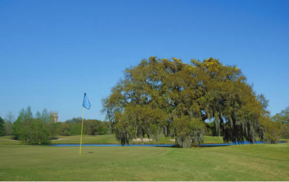 Audubon Park Golf Course (New Orleans, LA)