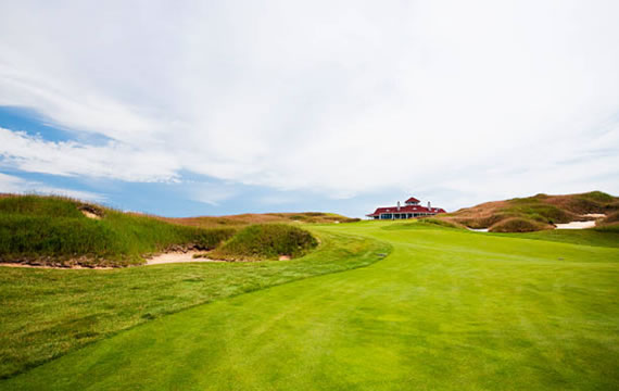 Arcadia Bluffs Golf Club (Arcadia, MI)