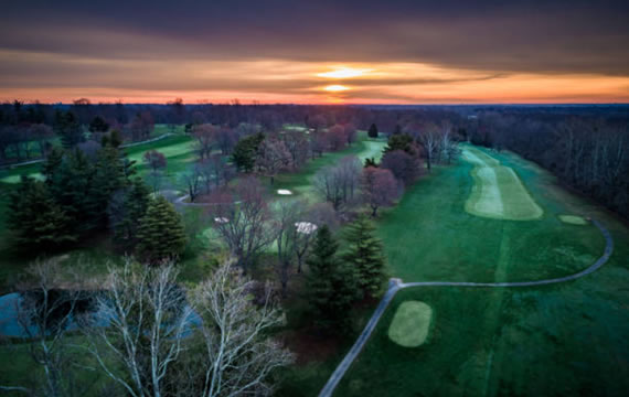Golf Course in Dayton, Ohio