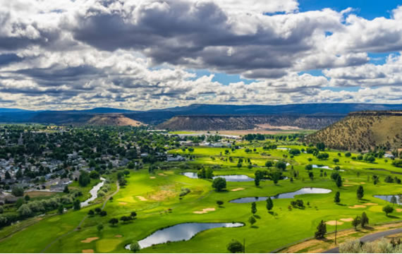 Meadow Lakes Golf Course (Prineville, OR)