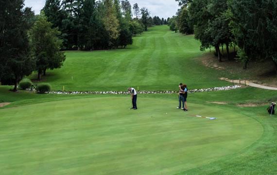 Golf Course in South Dakota
