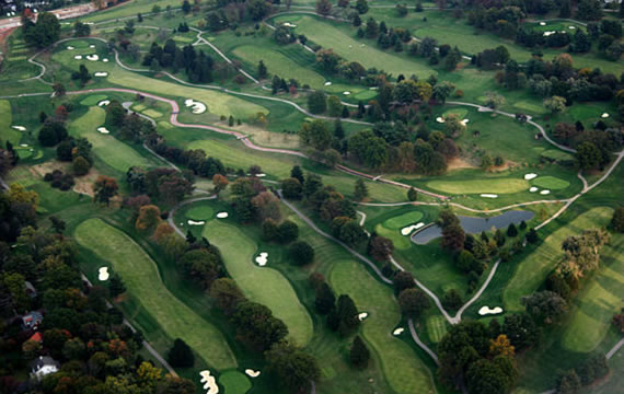 Golf Course in Memphis, TN