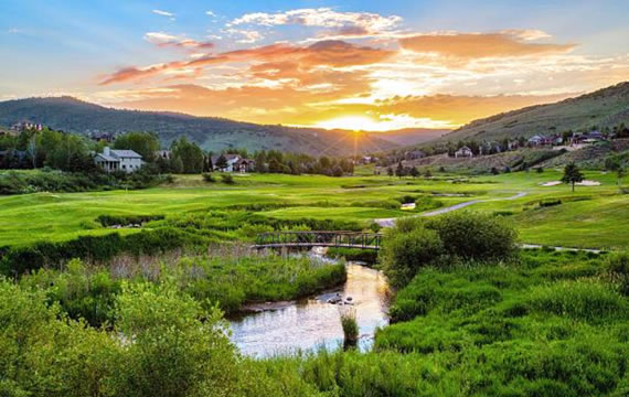 Jeremy Ranch Golf and Country Club (Park City, UT)