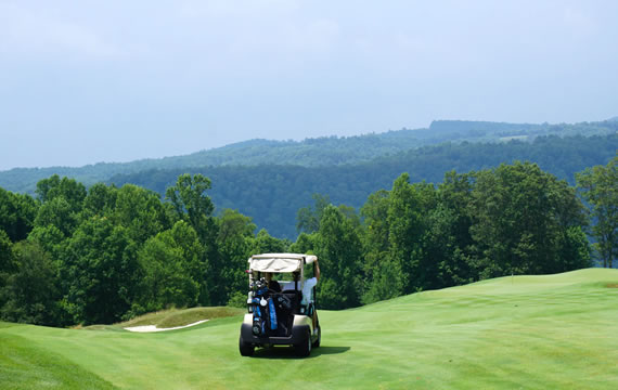 Highland Course at Primland Resort (Meadows of Dan, VA)