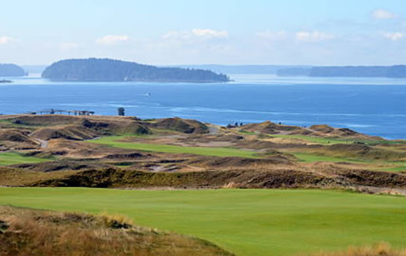 Chambers Bay Golf Course (University Place, WA)